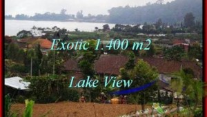 Beautiful PROPERTY 1,400 m2 LAND FOR SALE IN Tabanan Bedugul TJTB203