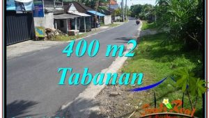 FOR SALE Affordable 400 m2 LAND IN TABANAN TJTB296