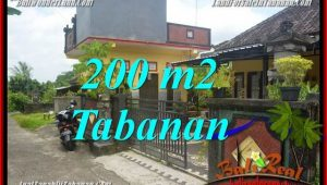 Exotic PROPERTY 200 m2 LAND SALE IN TABANAN TJTB359