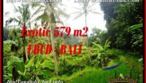 FOR SALE 579 m2 LAND IN UBUD TJUB538