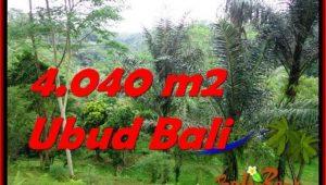 Magnificent PROPERTY UBUD LAND FOR SALE TJUB555