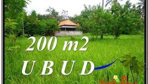 Beautiful PROPERTY 200 m2 LAND FOR SALE IN Sentral Ubud TJUB584