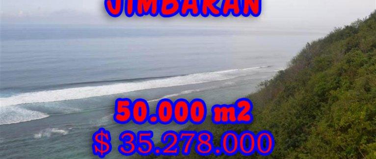 Land for sale in Bali, amazing view in Jimbaran Ungasan – TJJI029