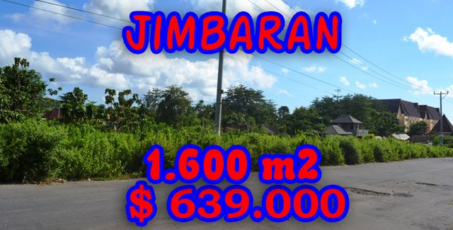 Beautiful Land for sale in Bali, natural view in Jimbaran Bali – TJJI028