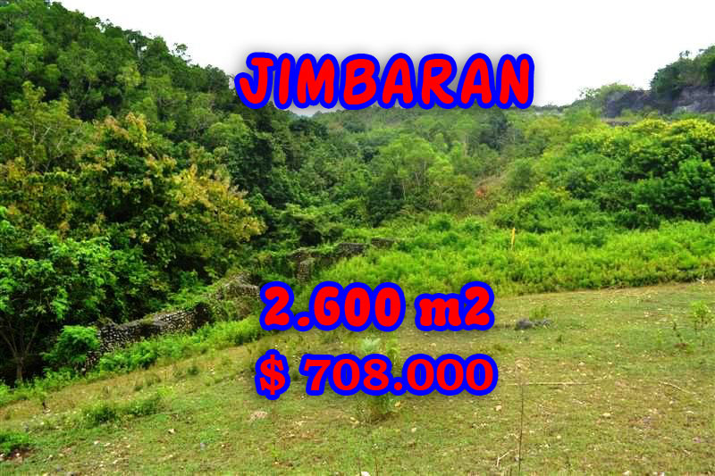 Exceptional Property in Bali, Land for sale in Jimbaran Bali – TJJI032