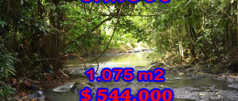 Land for sale in Bali, exceptional view in Canggu Pererenan – TJCG113