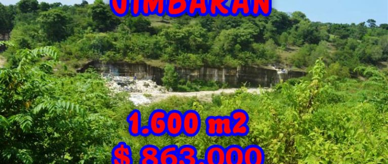 Land for sale in Bali, Exotic view in Jimbaran Bali – TJJI031