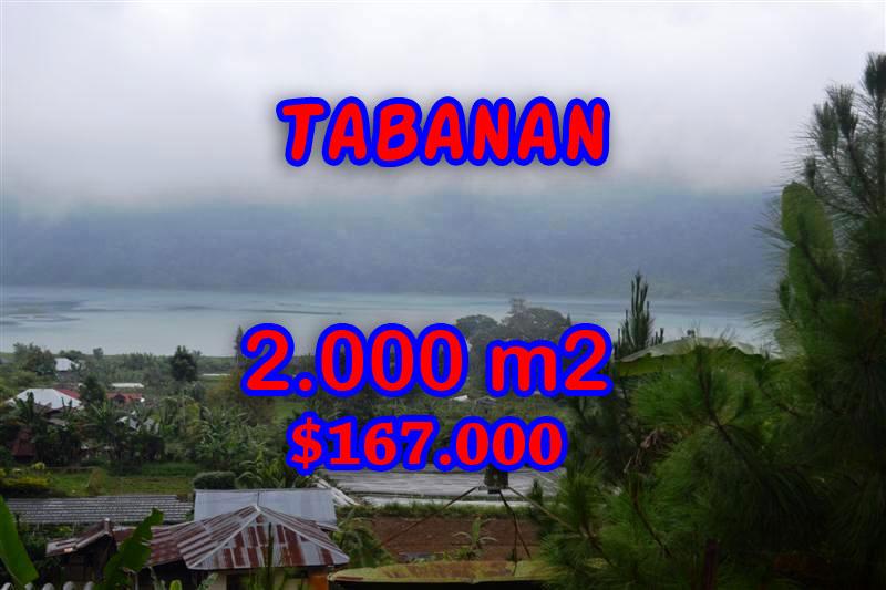 Land in Bali for sale, fascinating view in Tabanan Bali – Pancasari