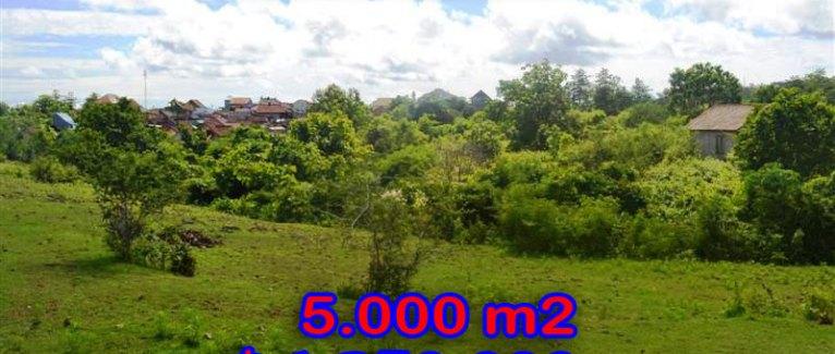 Bali Property for sale, Stunning land for sale in Jimbaran Bali  – 5.000 sqm @ $ 250