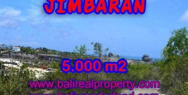Land for sale in Bali, amazing view in Jimbaran Pecatu – TJJI049