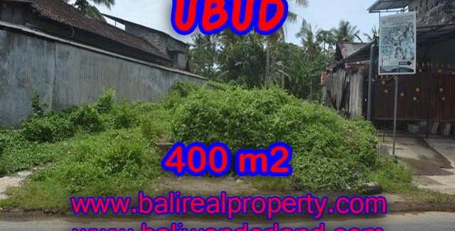 Land in Bali for sale, fantastic view in Ubud Bali – TJUB355
