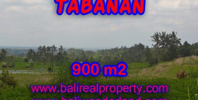 Land for sale in Tabanan Bali, Great view in JATILUWIH TABANAN – TJTB077