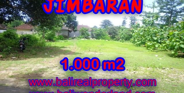 Stunning Land for sale in Bali, villa environment in Jimbaran Bali – TJJI063