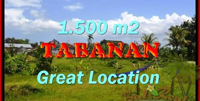 Exceptional Property in Bali, land for sale in Tabanan Bali – TJTB144