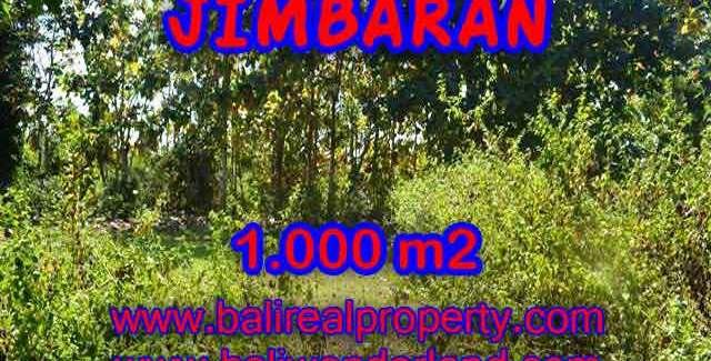 Beautiful PROPERTY 1,000 m2 LAND FOR SALE IN JIMBARAN TJJI071