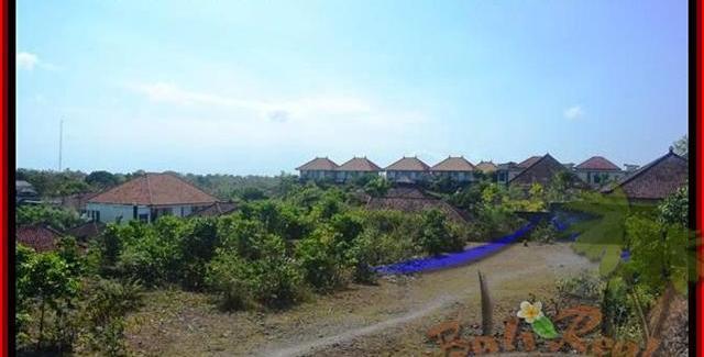 Affordable LAND IN JIMBARAN BALI FOR SALE TJJI074