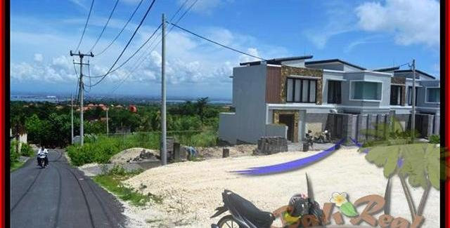 Beautiful Jimbaran Ungasan BALI 500 m2 LAND FOR SALE TJJI066