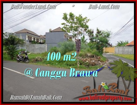 Affordable 400 m2 LAND IN CANGGU BALI FOR SALE TJCG175