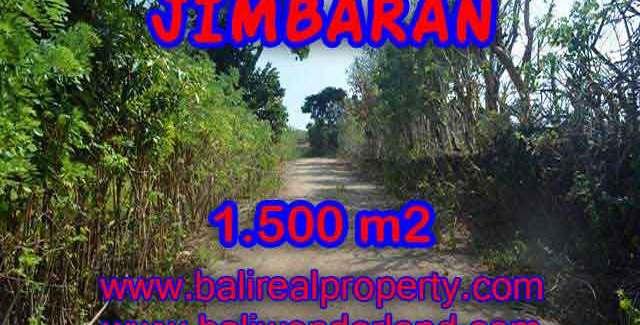 Exotic Jimbaran Ungasan LAND FOR SALE TJJI075