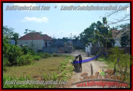 Beautiful PROPERTY 600 m2 LAND FOR SALE IN JIMBARAN BALI TJJI072