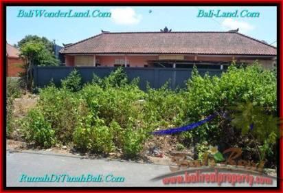 FOR SALE Exotic LAND IN Jimbaran Ungasan TJJI101