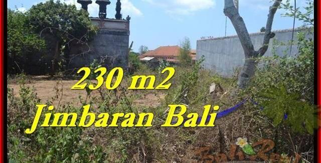 Beautiful Jimbaran Ungasan BALI LAND FOR SALE TJJI102