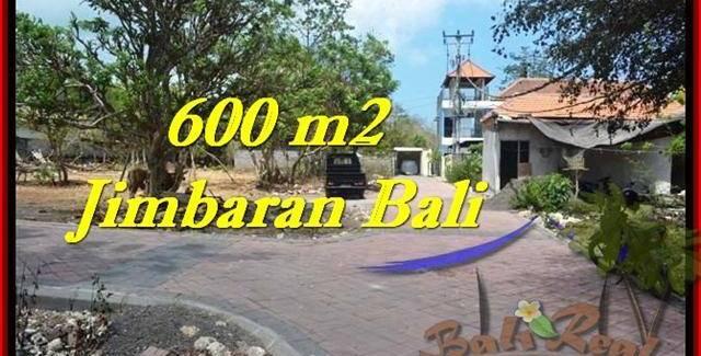 Beautiful JIMBARAN 600 m2 LAND FOR SALE TJJI097