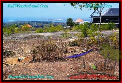Magnificent PROPERTY LAND SALE IN Jimbaran Ungasan BALI TJJI099
