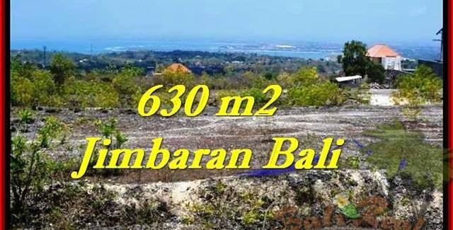 Magnificent PROPERTY JIMBARAN BALI 630 m2 LAND FOR SALE TJJI099