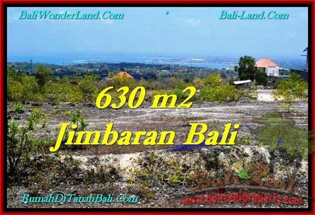 Magnificent PROPERTY JIMBARAN BALI 630 m2 LAND FOR SALE TJJI099