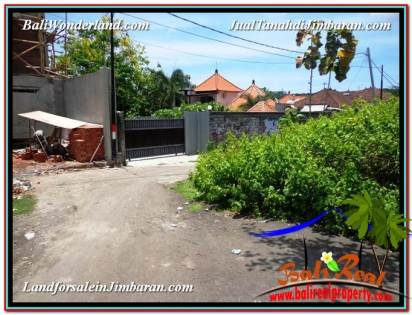 Magnificent 513 m2 LAND IN JIMBARAN FOR SALE TJJI105