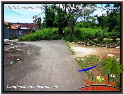 Magnificent 513 m2 LAND IN JIMBARAN FOR SALE TJJI105