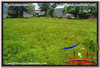 Jimbaran Ungasan 1,000 m2 LAND FOR SALE TJJI108
