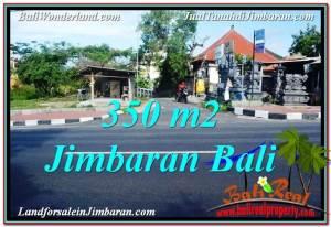 Beautiful 350 m2 LAND IN Jimbaran Ungasan BALI FOR SALE TJJI103