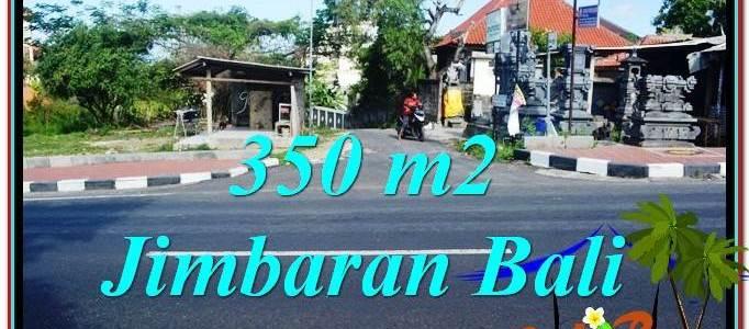 Beautiful Jimbaran Ungasan BALI 350 m2 LAND FOR SALE TJJI103