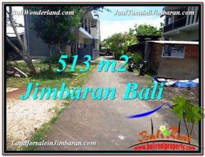 Magnificent JIMBARAN 513 m2 LAND FOR SALE TJJI105