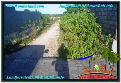 Beautiful PROPERTY Jimbaran Ungasan BALI 1,670 m2 LAND FOR SALE TJJI116
