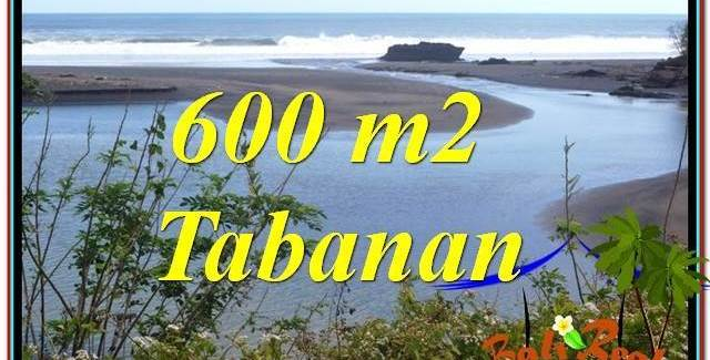 Exotic PROPERTY 600 m2 LAND SALE IN TABANAN TJTB344