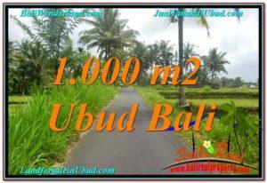 Magnificent LAND SALE IN Ubud Tampak Siring BALI TJUB634