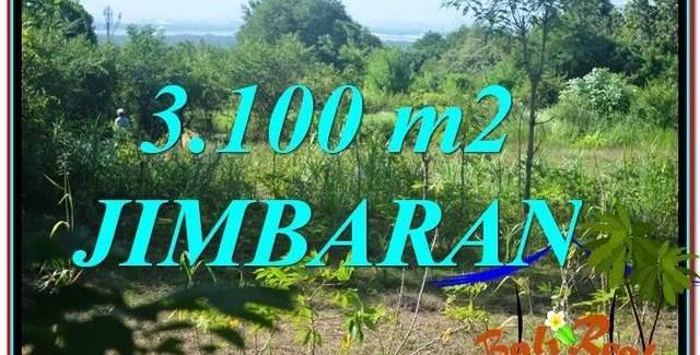 Beautiful 3,100 m2 LAND FOR SALE IN JIMBARAN BALI TJJI113