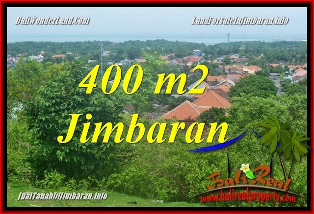 Affordable PROPERTY 400 m2 LAND SALE IN Jimbaran BALI TJJI122