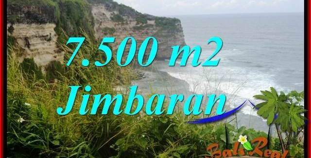 Affordable 7,500 m2 LAND SALE IN Jimbaran Uluwatu  TJJI126