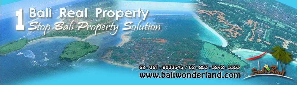 Land for sale in Jimbaran Tabanan Canggu Ubud by Bali Real Property