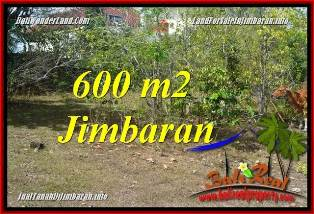FOR SALE Magnificent PROPERTY 600 m2 LAND IN JIMBARAN PECATU TJJI134