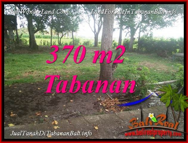 FOR SALE Magnificent LAND IN TABANAN SELEMADEG BALI TJTB383