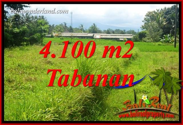Magnificent Land in Tabanan Bali for sale TJTB417