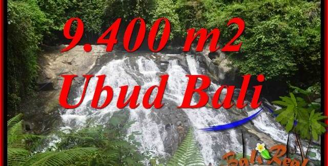 Exotic 9,400 m2 Land for sale in Ubud Gianyar Bali TJUB686
