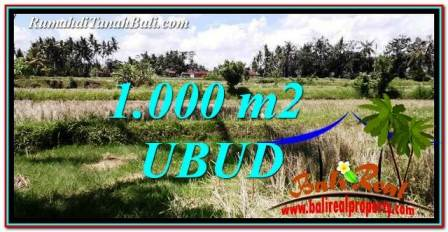 FOR SALE Cheap LAND IN UBUD TJUB760