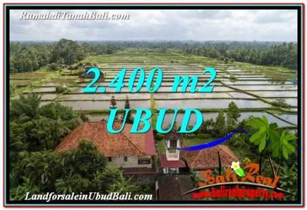 Cheap Ubud BALI LAND FOR SALE TJUB761