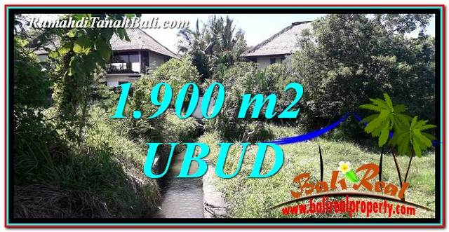 Affordable PROPERTY LAND FOR SALE IN UBUD BALI TJUB759
